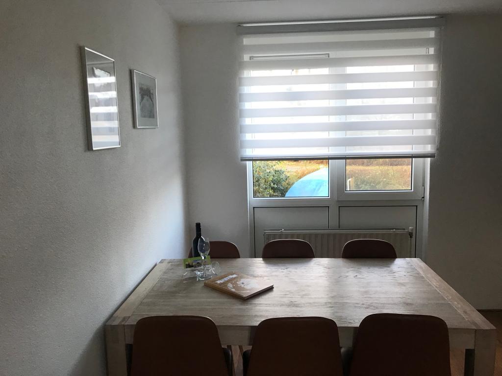 Extrem Sichtschutz Küchenfenster - Schakelvilla JV66