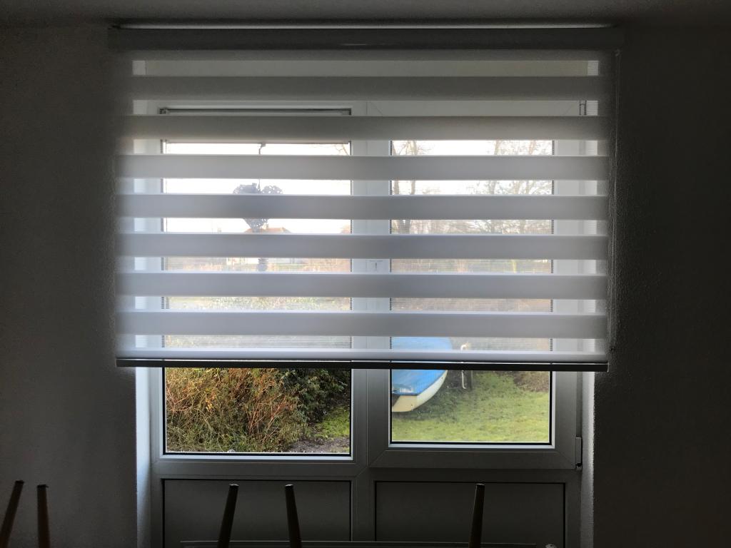 Bekannt Sichtschutz Küchenfenster - Schakelvilla DW92