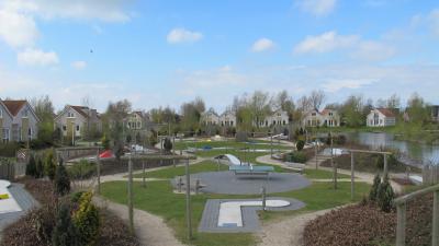 Minigolfplatz