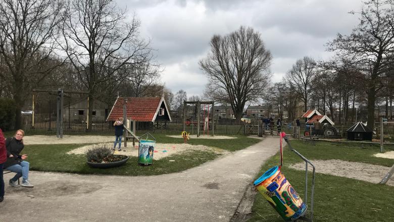 WIL KInderboerderij Spielplatz und Streichelzoo