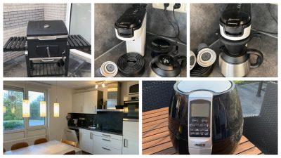 Neuerungen Küche - Schakelvilla Ferienhaus für Familien