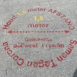 Coronavirus - Abstandsregeln - Abstand am Strand in den Niederlanden - Makkum - Schakelvilla - Ferienhaus für die Ganze Familie am IJsselmeer - Coronaregeln in Holland