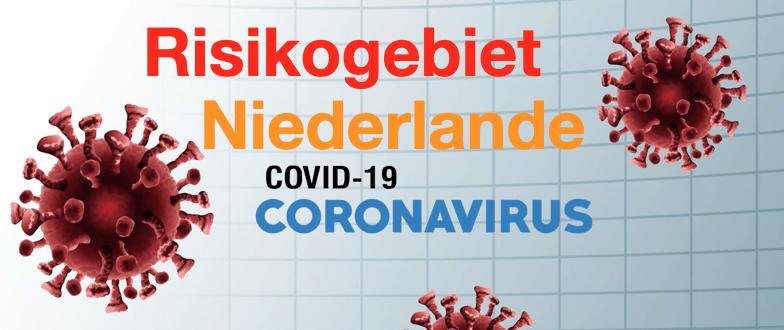Corona Risikogebiete Niederlande