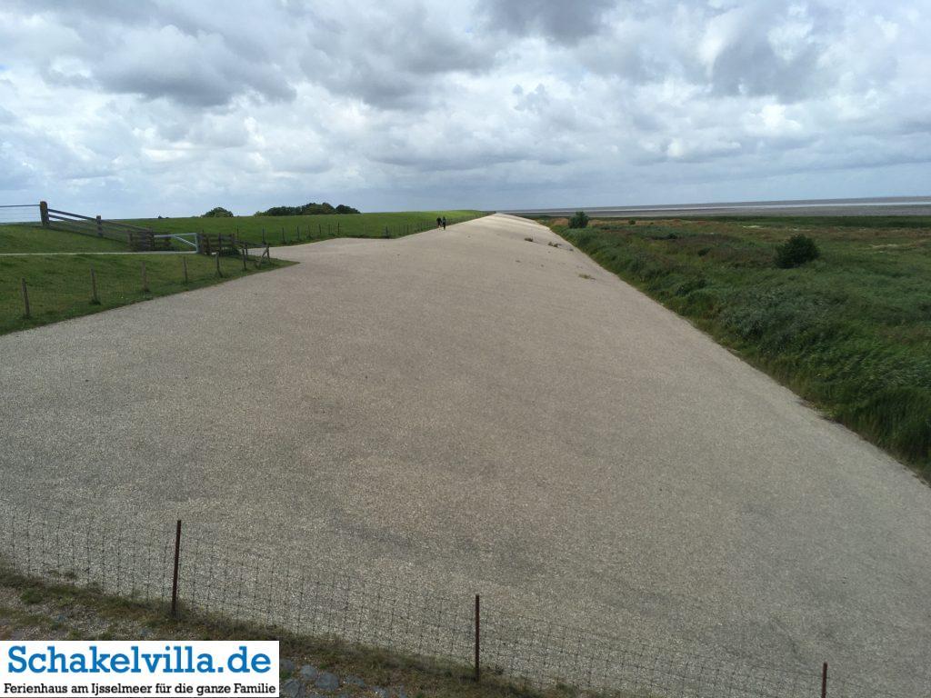 Zwarte Haan - Startpunkt des Jakobswegs am friesischen Wattenmeer - Schakelvilla - Ferienhaus am IJsselmeer