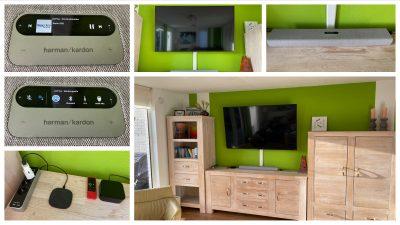 65 Zoll Smart TV - Apple TV 4 und harman kardon Soundbar für ein tolles TV- und Sounderlebnis- Schakelvilla - Ferienhaus für die ganze Familie